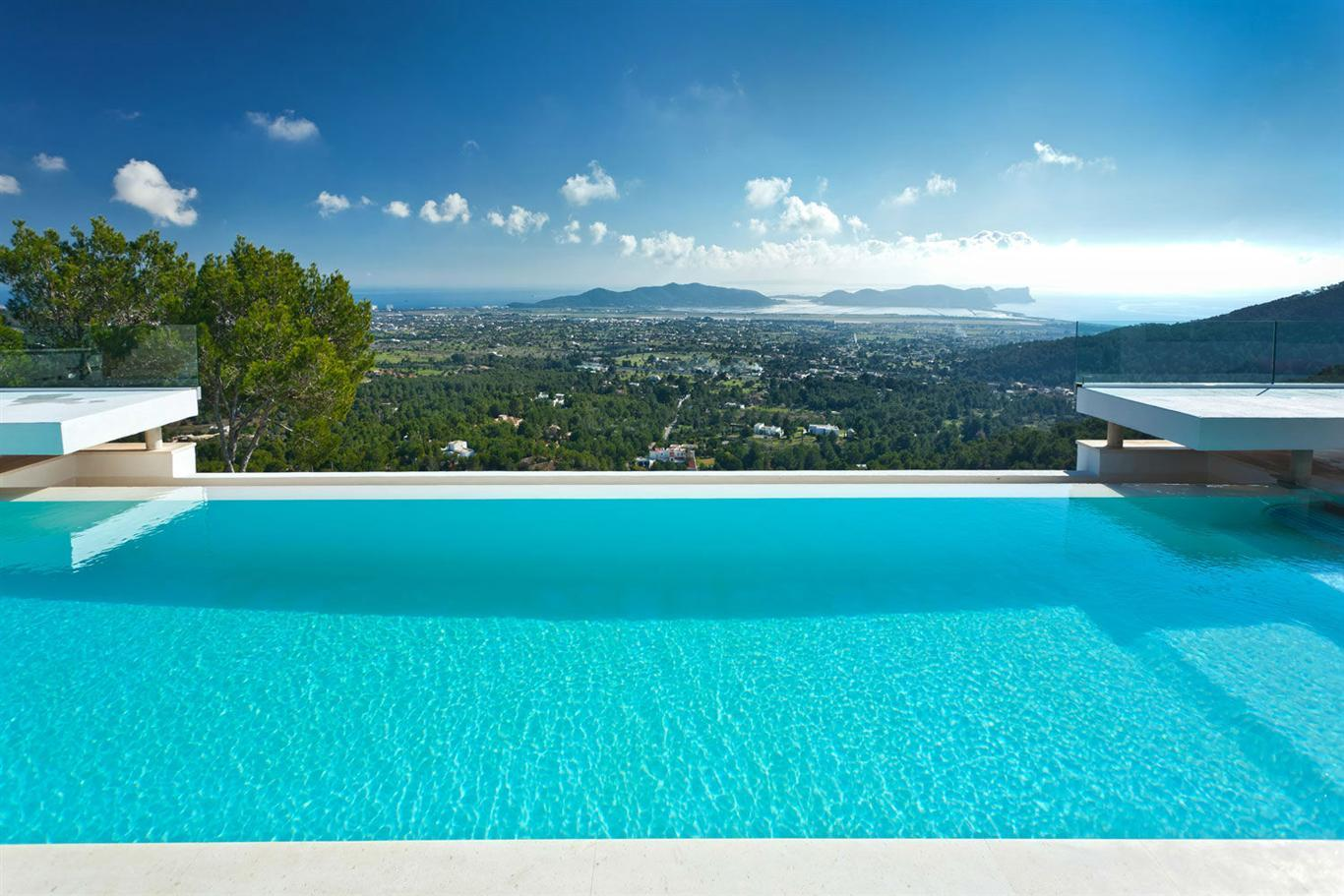 Contemporary luxury villa in San Jose, Ibiza