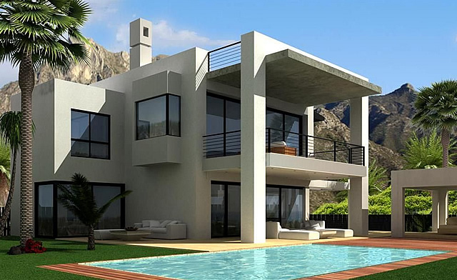 34109 - Modern Villa in Altos de Puente Romano, Golden Mile - €2300000