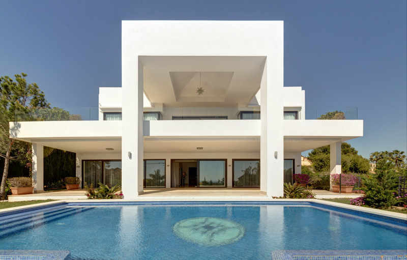 Contemporary- Luxury-villa- Sierra Blanca-Golden-Mile