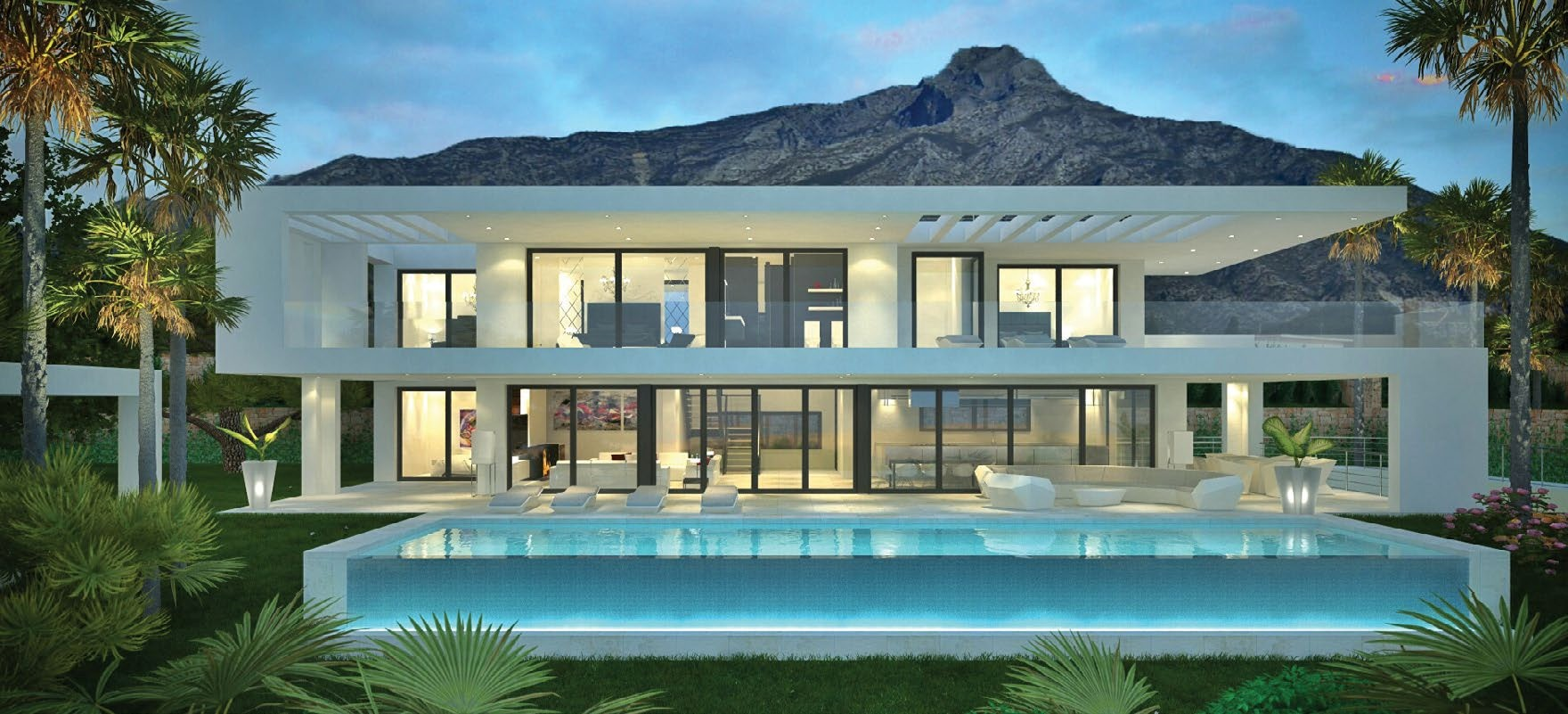 Off plan villas Los Olvos