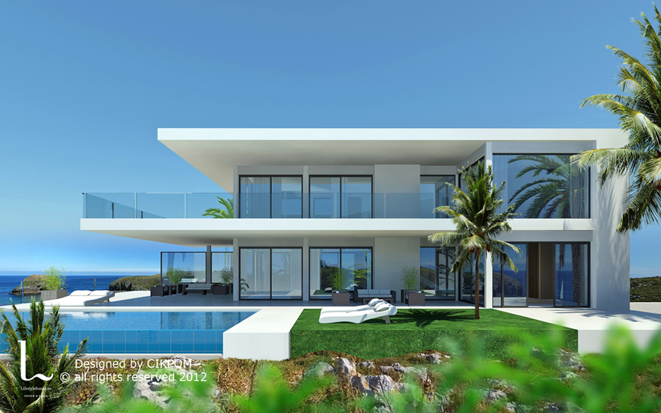 Turnkey Designer Villa in Ibiza for sale