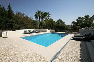 Moderne villa in Las Brisas Golf