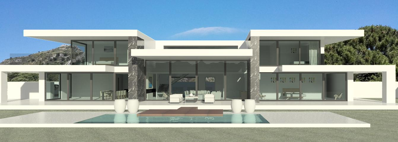 maison ultra-moderne a vendre au Marbella Club Golf Resort